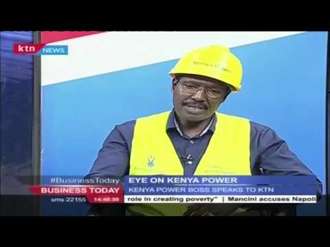 Business Today 21st January 2016 Kenya Power plans to venture into data services