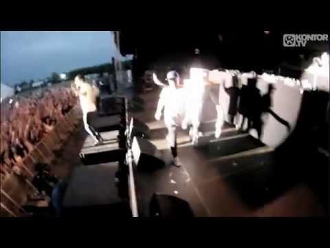 Lexy & K-Paul - Roboter (Feat. Marteria) (Live @ Sputnik Springbreak 2011)