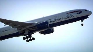 Royaume-Uni : première collision entre un drone et un avion de ligne