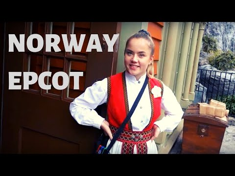 epcot 2019 - norway pavilion - Walt Disney World - 4/9/2019