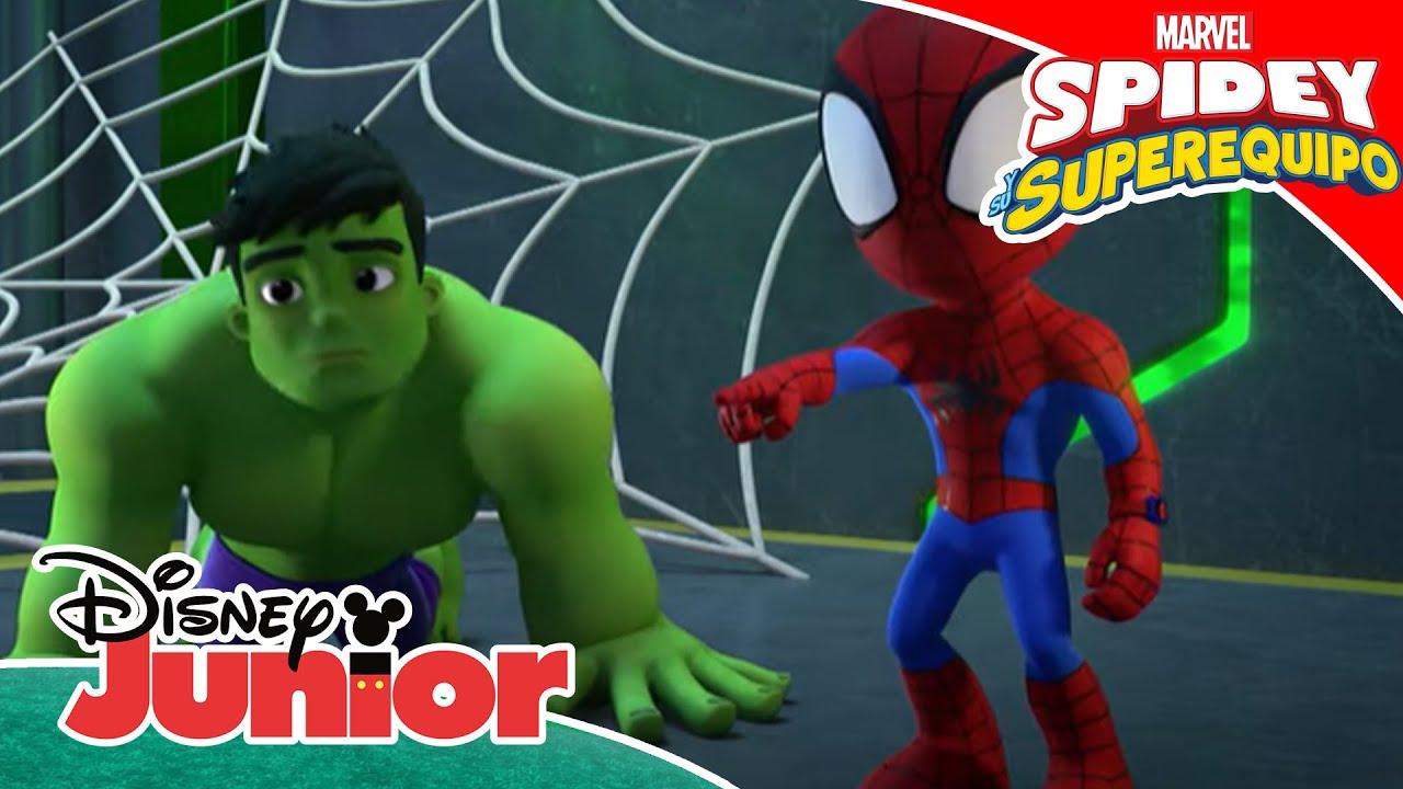 Download Spidey y su Superequipo: Una ración de Hulk | Disney Junior Oficial