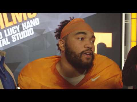 Tennessee Football Media Availability 12.12.16