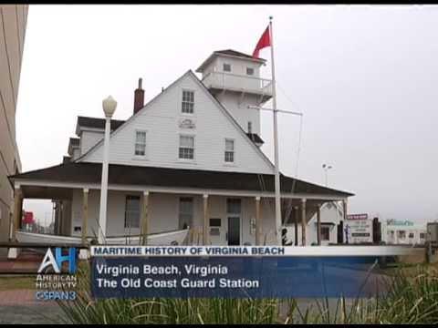C Span Cities Tour Virginia Beach Old Coast Guard Station