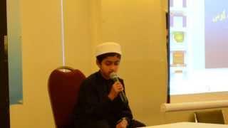 Beautiful Tilawat-e-Quran Recitation by Huzefa Siraj