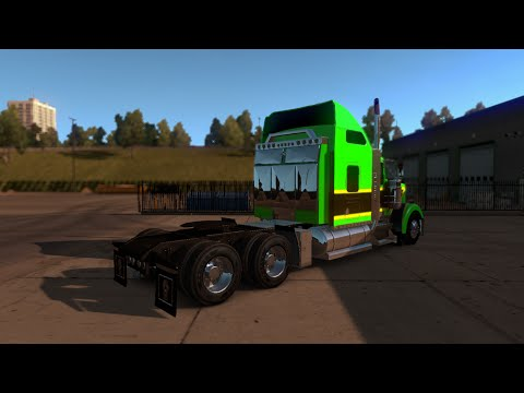 how to add addons to trucks in ats and ets2  using zmod3
