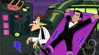 Phineas y Ferb - Mi Nemesis - Instrumental HD [My Nemesis]
