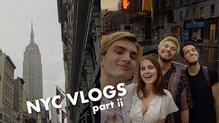 Наши Спонтанные Приключения в Нью-Йорке   Влог