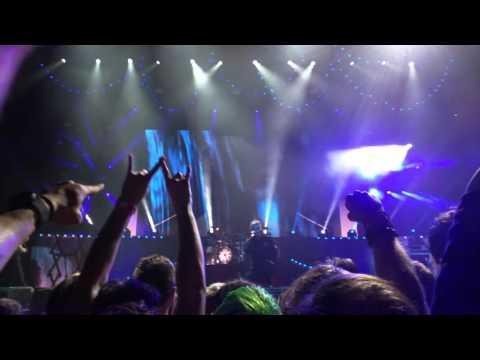 Slipknot 2016-01-23 Vilnius