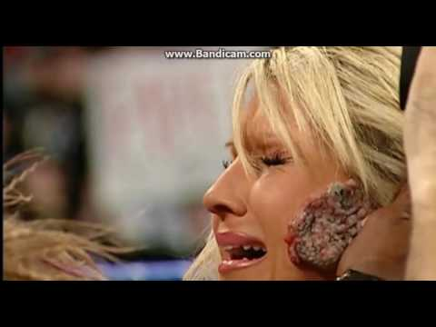 The Boogeyman eats Jillians mole!: SmackDown, January 13, 2006