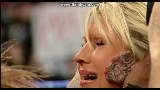 The Boogeyman eats Jillian's mole!: SmackDown, January 13, 2006