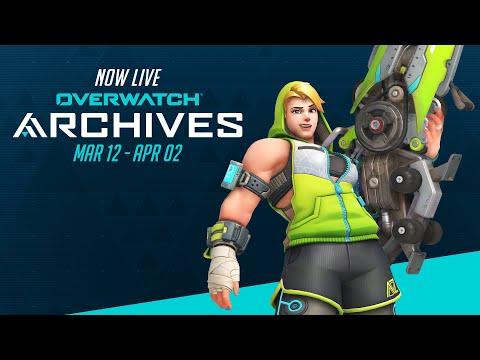 Overwatch Seasonal Event | Overwatch Archives 2020