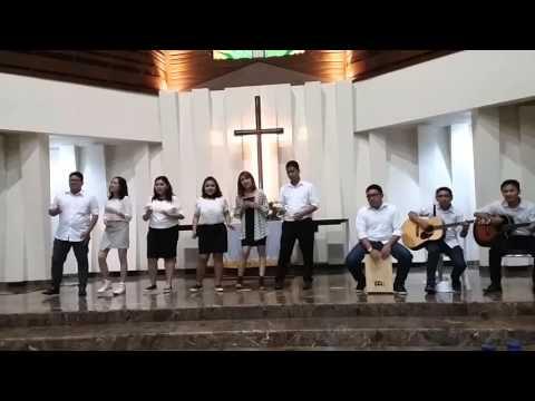 Bersama Keluarga-Vocal Group RNHKBP Pos Parmingguan Gading Serpong