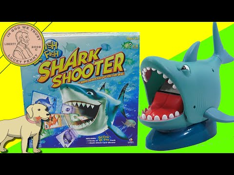 Shark Shooter Big Fish Lil'Fish Kids Game Review