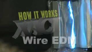 How Wire EDM Works