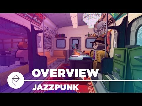 Jazzpunk - Gameplay Overview