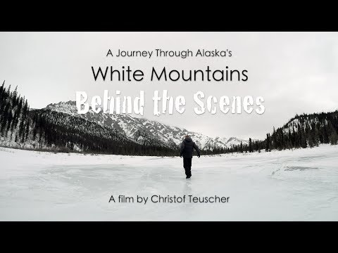 Behind the Scenes of a Journey Through Alaska's White Mountains