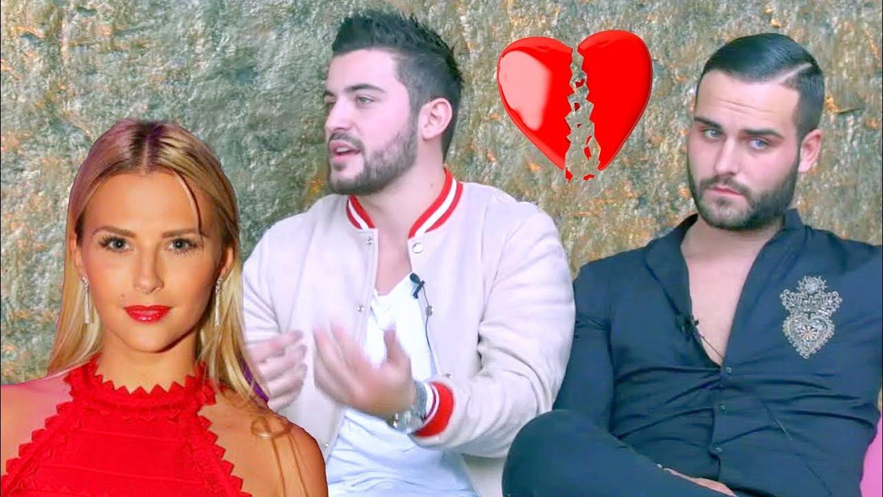 Antho lma amoureux de kelly vedovelli de tpmp aujourd 39 hui on ne se parle plus youtube - Damien thevenot et son compagnon ...