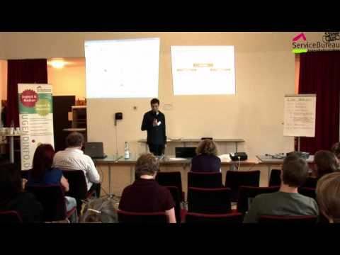 Vortrag von Dipl.Sozialpädagoge Sascha Neurohr