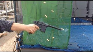 (モデルガン)セミ・フルオートで発火!マルシンのモーゼルM712