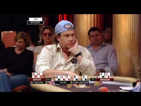 National Heads-Up Poker Championship 2007 Episode 7 5/8