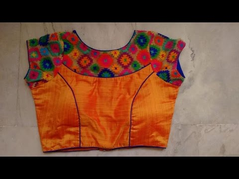 28bfe5aead5352 latest designer ready made blouses - YouTube