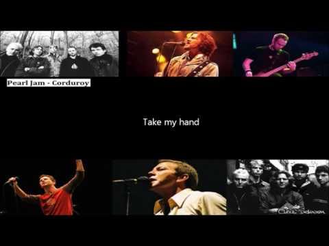 Pearl Jam - Corduroy KARAOKE with Lyrics on Screen