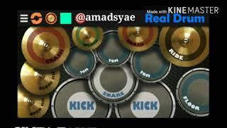 NDX A.K.A - Cinta Tak Terbatas Waktu (Real Drum Cover) Mp3