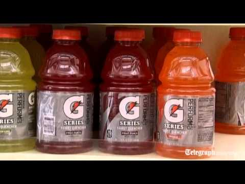 New York bans large sugary drinks