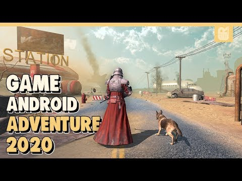 10 Game Android ADVENTURE Terbaik 2020