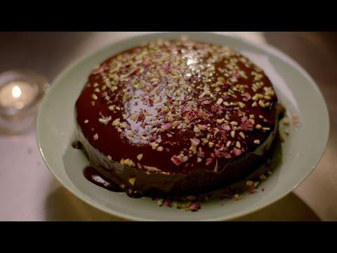 Dark and sumptuous chocolate cake recipe - Simply Nigella: Episode 2 - BBC Two