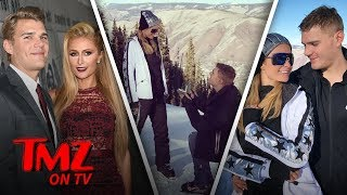 Paris Hilton's Engagement Ring Is MASSIVE | TMZ TV