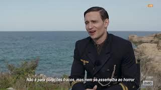 Amc - das boot: o submarino entrevista august wittgenstein