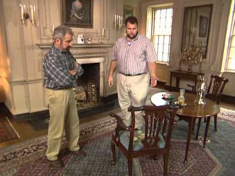 How to Install Baseboards  - Renovating 300-Year-Old Governor's Mansion - Bob Vila eps.2007
