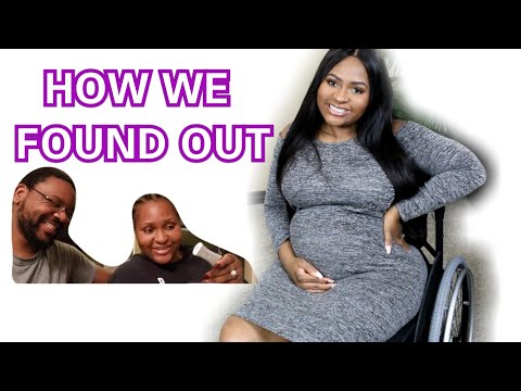 PREGNANT WITH SPINAL CORD INJURY: How We Found Out | TheDIYLady