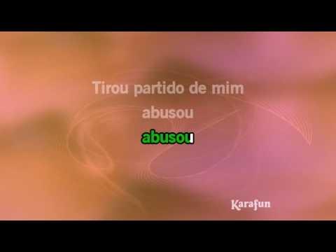 Karaoké Voce Abusou - Pauline Croze *