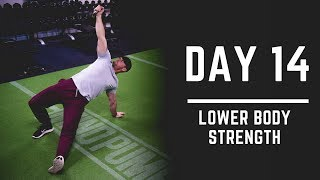 Day 14: Lower Body Strength Workout - 30 Days of Training (MIND PUMP)