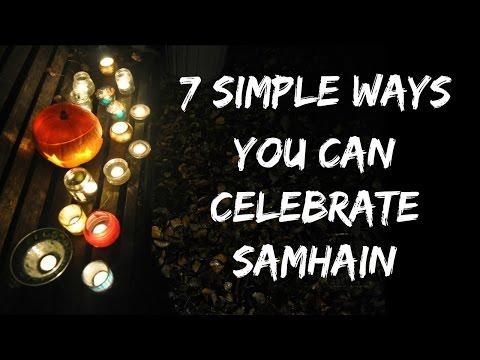 7 Simple Ways You Can Celebrate Samhain