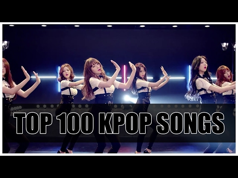 MY TOP 100 K-POP SONGS (FEMALE) OF ALL TIME