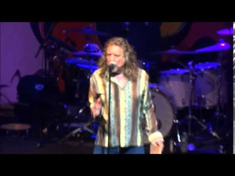 Robert Plant and the Sensational Space Shifters - Paris le Bataclan - 22 juin 2014