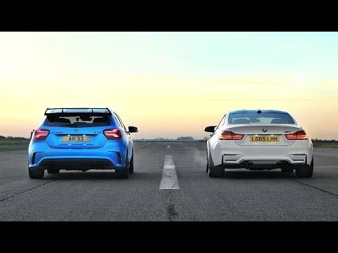 drag-race!-mercedes-a45-amg-vs-bmw-m4!