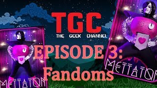[HACKED] Geek Fandoms (Mettaton Cosplay) - How to Speak Geek Ep.3
