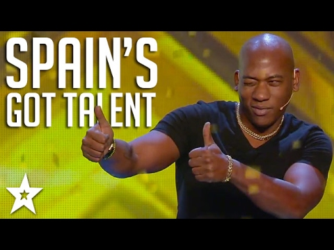TOP AUDITIONS on Spain's Got Talent 2017 | Week Two