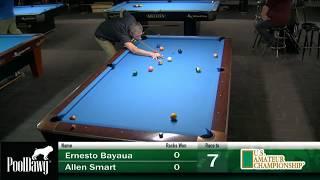 2018 US Amateur Championship - Round 16 - Ernesto Bayaua Vs Allen Smart