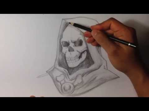 how-to-draw-skeletor-from-he-man---skull-drawings
