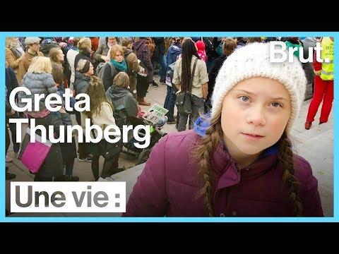 Une vie : Greta Thunberg