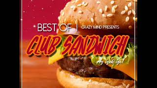 Cover images Crazy Mind - Best of Club Sandwich