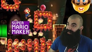 Tight Jumps & Timers | Super Expert No Skip Challenge | Mario Maker [#64]