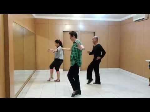 REK AYO REK - Line Dance (Class Rehearsal)