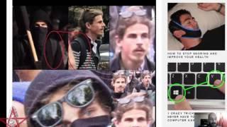 The Bike Lock Professor Eric Clanton waging terrorist attack at Berkeley