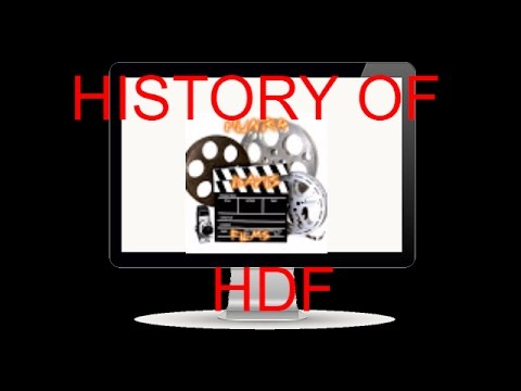 THE STORY OF HUNTER DAVIS FILMS- FROM H DAVIS TO HDF